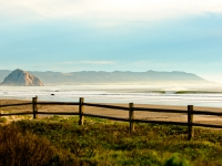 Morro Bay California Wave