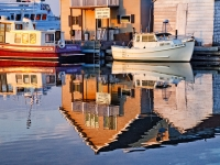 Reflections Of Copper Harbor