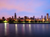 Chicago Dawn