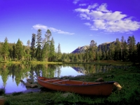 Mirror Lake, Uinta Mountains, Utah By Dan Blackburn