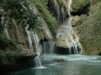 Waterfall In Semuc Champey