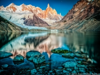 Cerro Torre At Dawn