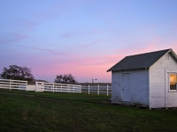 Twilight On The Ranch