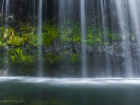 Mossbrae Falls-Light Streams