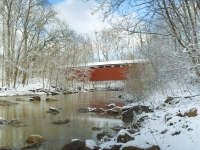 Re: Everett Covered Bridge In Cuyhoga Valley National Park