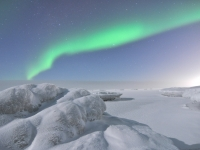 Sea Ice And The Aurora