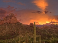 Storm In The Superstitions