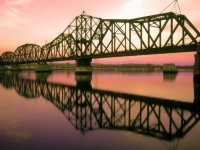 Missouri River Rr Bridge