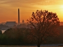Sunrise In The Nation's Capital