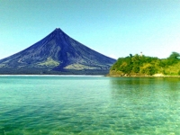 Paradise Found - Mount Mayon