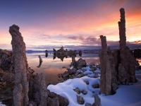 Sunrise, Mono Lake, California