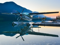 Muncho Lake Float Plane Base
