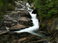 Upper Narada Falls, Mt. Rainier National Pard