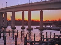 Old Severn River Bridge