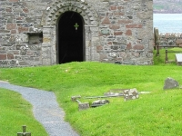 St. Oran's Chapel & The Graveyard Of Kings