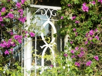 Flower Window Frame