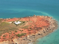 The Lighthouse At Gantheaume Point Near Broome