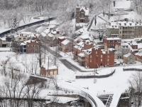 Winter From Maryland Heights