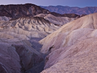 Zabriski Earth Shadow