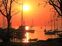 Sunset At Colonia Del Sacramento