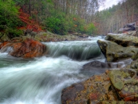 Smoky Mountain River