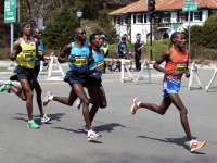 Elite Men-boston Marathon 2013