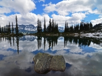 Whistler Reflections