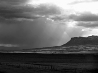 Billings Plateau B & W