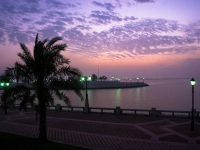 Sea Front Of Dammam