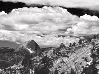 Clearing Storm Over Half Dome, Yosemite National Park