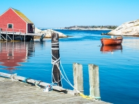 Peggy's Cove Channel