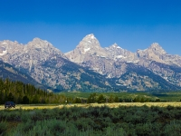 Southern Entrance To Grand Teton National Park