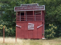 Double Decker Outhouse