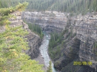 Hidden Valley Of Cestent Falls