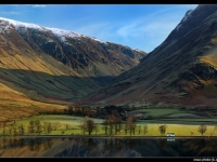 Buttermere (lake) With Fleetwith Pike