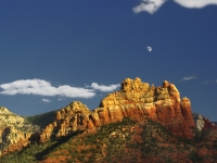 Moonrise, Sedona