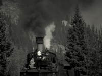 Durango/silverton Narrow Gauge Railroad