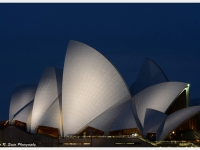 Full Moon Over The Opera House