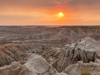 Pinnacles Overlook - Badlands National Park