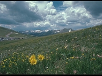 Rocky Mountain National Park--continental Divide