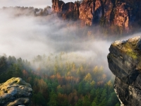 Foggy Morning Bastei