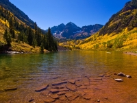 Colors Of Maroon Bells