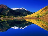 Mountain Reflection