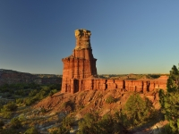 The Lighthouse Of Palo Duro Canyon