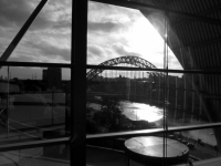 View Of The Tyne Bridge