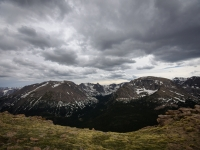 Rocky Mountains Storm