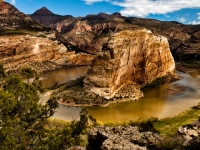 Steamship Rock, Dinosaur National Monument