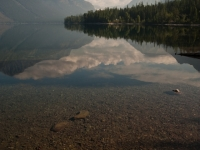 Morning Calm, Lake Mcdonald