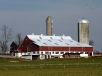 Beautiful Amish Farm