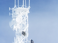 Frozen Repeater Tower